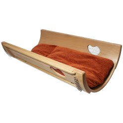 Allton® Sound Cradle with Hay Mattress 150 cm