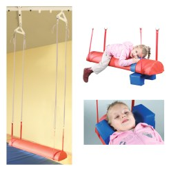 Sport-Thieme® Riding Seat Swing Set