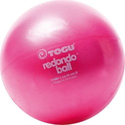 Togu Redondo Ball ø 26 cm, 160 g, red