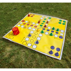 "Sport-Thieme® ""Go 4 Home"" Carpet Game"