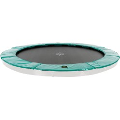 Exit® Trampolin Supreme Ground – rund