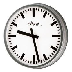 Peweta® Wetterfeste Außenuhr