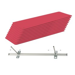 "Sport-Thieme® ""Club 15"" Exercise Mats Set"