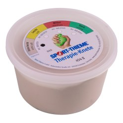 Sport-Thieme® Therapy Dough, Large Pot  Beige