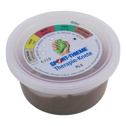 Sport-Thieme® Therapy Dough, Small Pot Beige