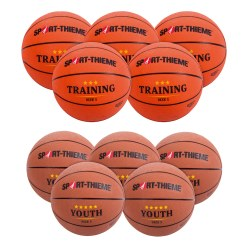 "Sport-Thieme Basketball-Set  ""Jugend"""