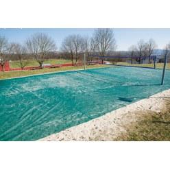 Sandgruben-Abdeckung für Beach-Volleyballfeld