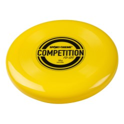 "Sport-Thieme® ""FD-125 Competition"" Throwing Disc Red"