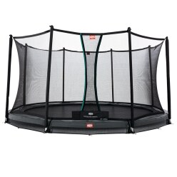 "BERG® Trampolin InGround ""Champion"" mit Sicherheitsnetz Comfort"