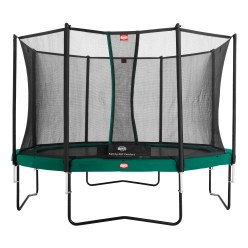 "Berg Trampoline Spotting Mat ""Champion"" with Comfort Safety Net"