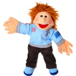 "Living Puppets ""Little Thilo"" Hand Puppet"