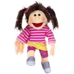 """Living Puppets® Handpuppe """"Kleine Finja"""""""