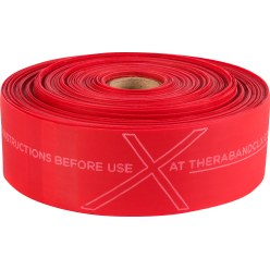 TheraBand CLX Band, 22 m Roll Yellow, low