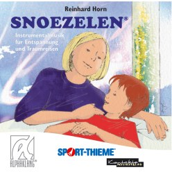 "Sport-Thieme CD  ""Snoezelen"""