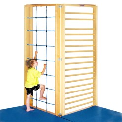 Folding Gymnastics Wall, 2 part