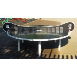 """T3® Ping Pong Tischtennisplatte """"Tournament Outdoor""""  2. Wahl"""