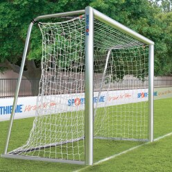 Sport-Thieme® Aluminium Small Pitch Goal 3x2 m, Fully Welded, Portable