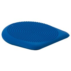 Togu Dynair Ballkissen Wedge Ball Cushion Premium, blue