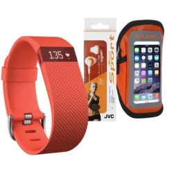 "Fitbit® Fitness-Paket ""Charge HR"""