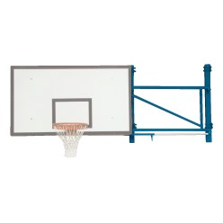 Sport-Thieme Basketball-Wandgerüst schwenkbar