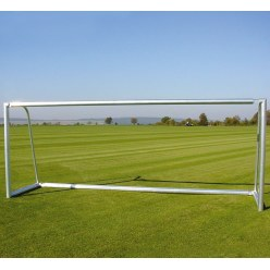 Welded Aluminium Football Goal