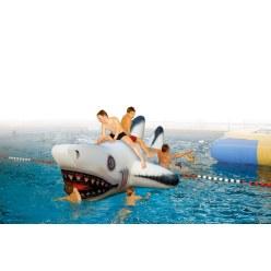 """Airkraft® Wasserspielgerät """"Weißer Hai"""""""