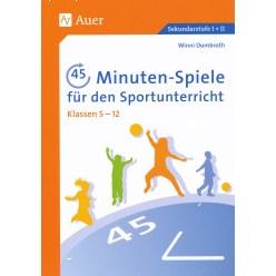 spiele für sportunterricht