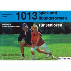 """Buch """"1013 Spiel- und Übungsformen für Senioren"""""""