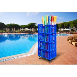 Sport-Thieme® Opbevaringsvogns Pool Noodles