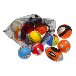 Sport-Ball-Set aus PU-Schaum