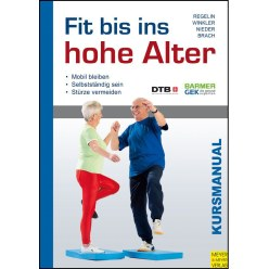 """Buch """"Fit bis ins hohe Alter"""""""