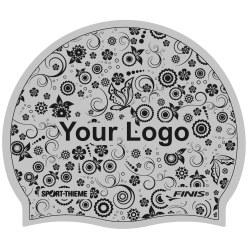 Sport-Thieme® Bedruckte Badekappe Silikon