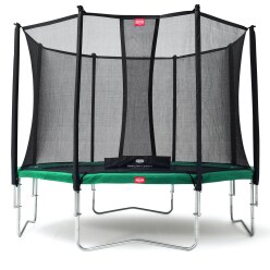 "Berg ""Favourite"" Trampoline with Comfort Safety Net"
