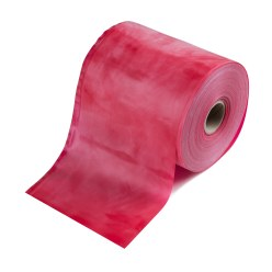 Thera-Band® Rolle Übungsband in 45,5 m Rot, medium