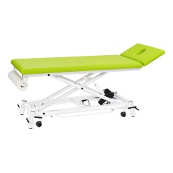 Therapieliege Ecofresh 68 cm Weiß Anthrazit