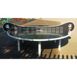 "T3® Ping Pong Tischtennisplatte ""Tournament Outdoor"" 2. Wahl"