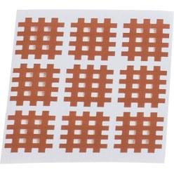 Jovitape® Acupuncture Grid Tape 40 plasters: 5.2x4.4 cm