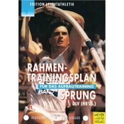 """Buch """"Rahmentraining für das Aufbautraining - Sprung"""""""