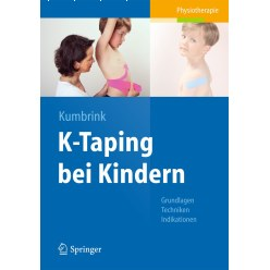 "Buch ""K-Taping bei Kindern"""