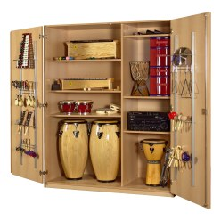 Musical Instrument Cupboard, Type B