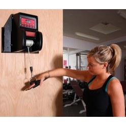 ''Mini-Gym 101'' Isokinetic Pull Trainer