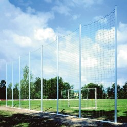 Safety and Barrier Nets in Standard Heights