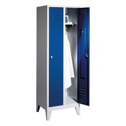 Locker with 150 mm legs