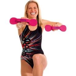 Beco Aqua BeFlex Hand Paddles Pink