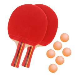 "Sport-Thieme® ""Competition"" Table Tennis Bat Set"