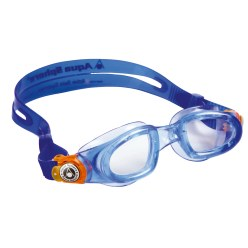 "Aqua Sphere® ""Moby Kid"" Children's Swimming Goggles Blue"