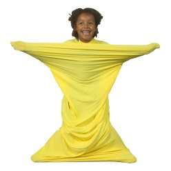 Sport-Thieme® Dance Sack Yellow, S
