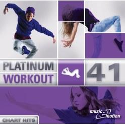 """CD """"Platinum Workout 41"""""""