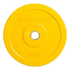"Sport-Thieme ""Bumper Plate"" Weight Disc, Coloured"