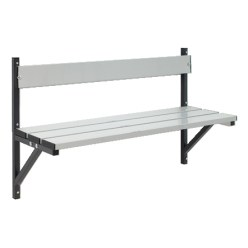 Sypro Wolf Wall Bench for Wet Areas
